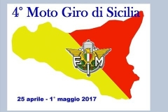 4° moto giro di Sicilia