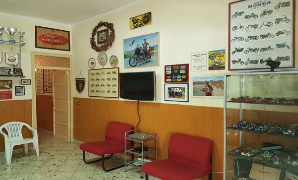 Sede Motoclub Le Aquile